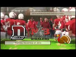 fred tv 11 27 2014 thanksgiving day football durfee at new