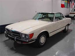 1972 mercedes 350sl mercedes 350sl for sale on classiccars com 11 available