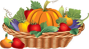 fruit and vegetable basket fruit vegetables and basket clipart clip library