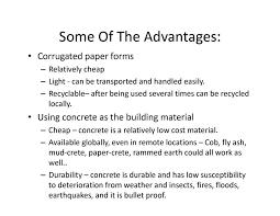 mr mudd concrete home facebook jovoto cast concrete home using corrugated paper forms u0027the