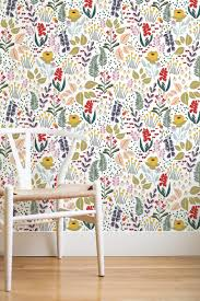 temporary peel off wall paint decorate with amazing removable wallpapers this little street