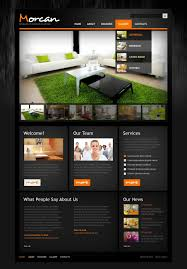 interior design psd template 42775