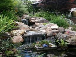 pictures of backyard ponds backyard ponds with rocks relaxing
