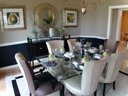 Dining Room Table Centerpiece Decorating Ideas Dining Room Dining Tables Glass Table Decor Ideas Design