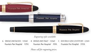 engraveable gifts our corporate gifts mont blanc pen pen hospital