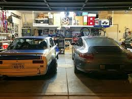 whats your ultimate 2 car garage