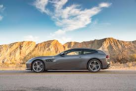 ferrari side 2017 ferrari gtc4lusso first drive review shooting brake motor