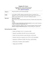 Security Resume Examples download cyber security resume haadyaooverbayresort com