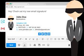 professional email signature business email signatures generator