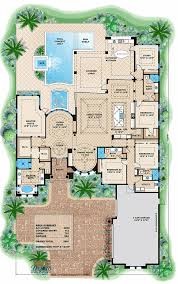 plan 16826wg exciting courtyard mediterranean home 2 bold design