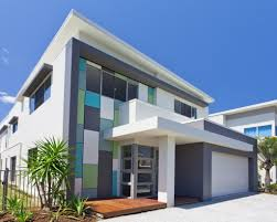 architecture contemporary minimalist home exterior design with