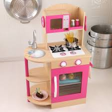 diy play kitchen with cute look and affordable price