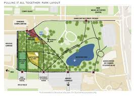 Tamu Campus Map Group Working To Add Amenities Renovations To Spence Park