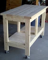 diy kitchen cart best 25 kitchen prep table ideas only on pinterest mobile table