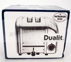 Duralit Toaster Polished Dualit Toaster 2 Slice Newgen D2vmh 2 Slot W Defrost