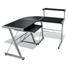 jeu de travail au bureau design d intérieur grand bureau noir dangle de travail ou jeu pour