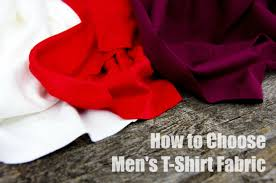 how to choose men u0027s t shirt fabric thread theory