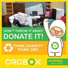 community recycle for charity crc home facebook