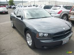 2007 steel blue metallic dodge charger se 50186259 gtcarlot com