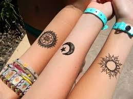 25 trending unique friendship tattoos ideas on pinterest