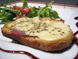 recette cuisine crue recette bruschetta au jambon cru et mozzarella cuisinez bruschetta