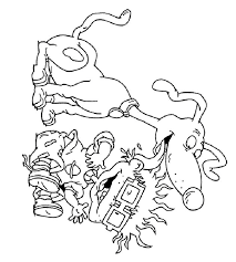 Avatar Legend Korra Coloring Pages Kids Coloring