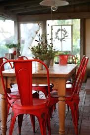Dark Red Dining Room by Dining Table Sweet Inspiration Red Dining Chairs Red Dining Room