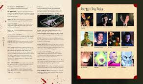 Angebote K Hen Buffy The Vampire Slayer Encyclopedia The Ultimate Guide To The
