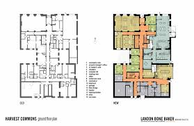 drug rehabilitation center floor plan chicago illinois historic green rehabilitation at harvest commons