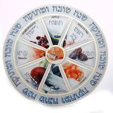 rosh hashanah seder plate a up for your rosh hashanah seder it up