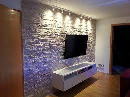 Wohnzimmer Ideen Tv Wand Erstaunlich Ideen Fur Wande Im Wohnzimmer Die Besten