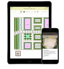 mobile garden planner app from the old farmer u0027s almanac the old