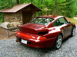 1990 porsche 911 red 1996 porsche 993 turbo arena red
