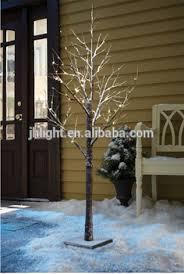 beautiful christmas wedding snow cover pre lit decorative led twig
