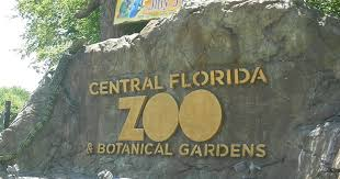 Orlando Zoo And Botanical Gardens The Unknown Florida Central Florida Zoo Botanical Gardens