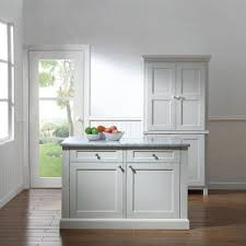 martha stewart kitchen island martha stewart living maidstone 54 in white kitchen island