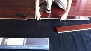 Laminate Flooring High Gloss How To Install Armstrong High Gloss Laminate Flooring Youtube