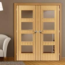 Interior Veneer Doors Interior Glazed Doors Pairmaker Interior Pairmaker