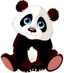 sitting panda bear clipart cliparts and others art inspiration