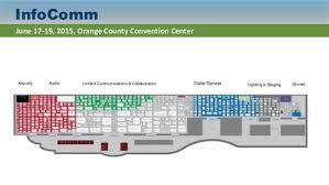Orange County Convention Center Floor Plan Best Practices In Show Floor Engagement
