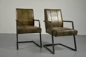 Esszimmerstuhl Retro Leder Tischfabrik24 Retro Stühle