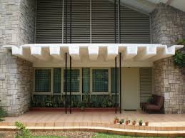 27 desain kanopi rumah minimalis baja ringan berbagai model ndik