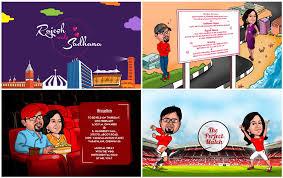 Invitation Cards Chennai Trendy And Unique Wedding Invitations
