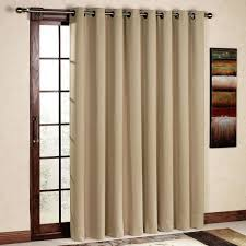 Curtain With Blinds Patio Door Curtain Ideas Curtains For Vertical Blind Track Rods