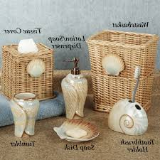 seashell bathroom decor ideas