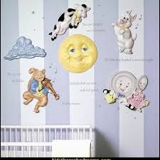 Nursery Rhymes Decorations Decorating Theme Bedrooms Maries Manor Nursery Rhyme Nursery