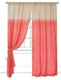 Coral Valance Curtains Best 25 Coral Curtains Ideas On Pinterest Peach Curtains Teal