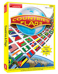 Countries Of The World Flags Amazon In Buy Infobells Countries U0026 Flags Dvd Blu Ray Online At
