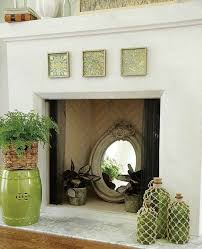 How To Decorate A Florida Home Best 25 Unused Fireplace Ideas On Pinterest White Fire Surround