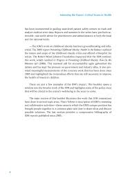 sample process essays the institute of medicine advising the nation improving health page 4